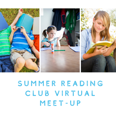 Summer Reading Club Virtual Meet-up: Craft Stick Puzzles