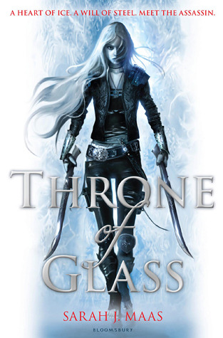 Teen Book Review: Throne of Glass