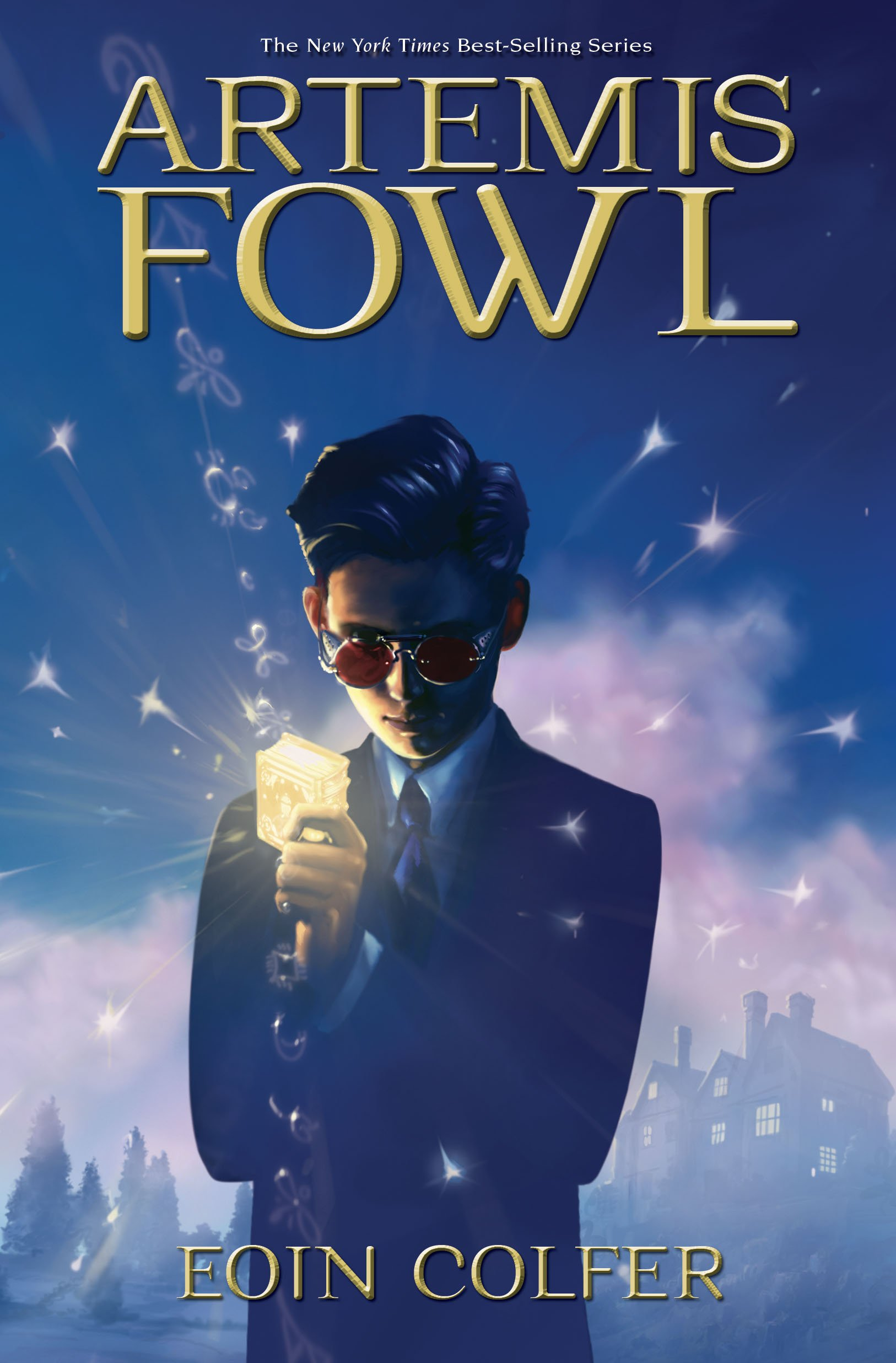 Teen Book Review: Artemis Fowl