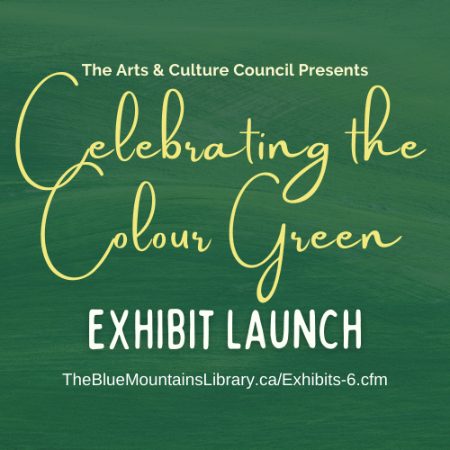 In the Gallery: Celebrating the Colour Green