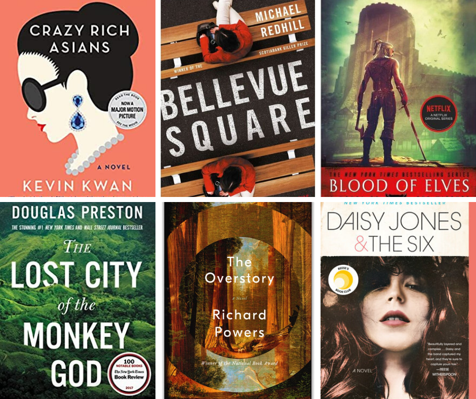 Jump the queue and read these great eBooks right now!