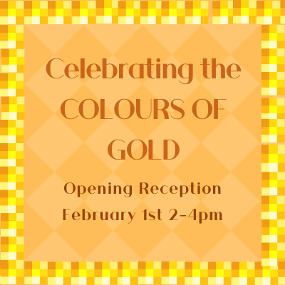 Celebrating the Colours of Gold