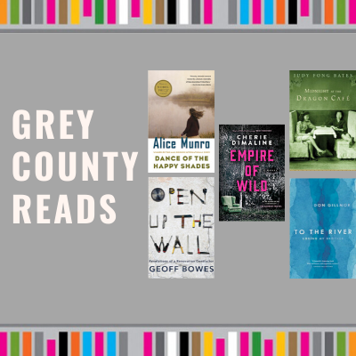 Grey County Reads 2020
