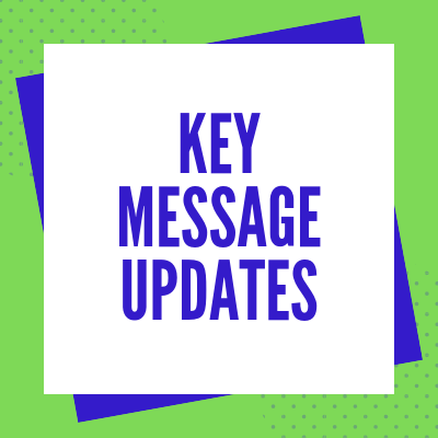 Key Messages of the Month-September 2020
