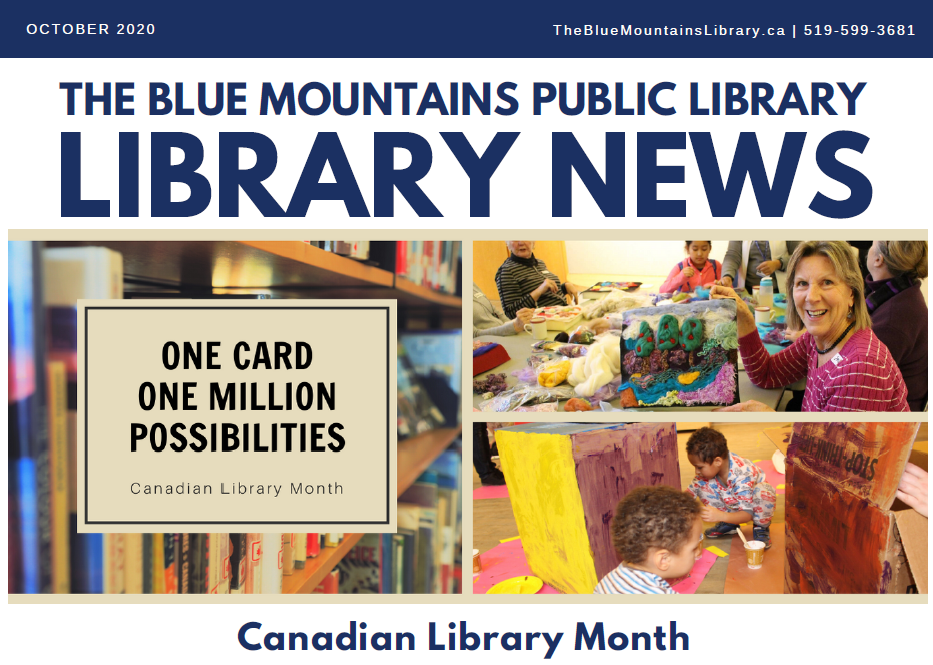 Library News, October 2020