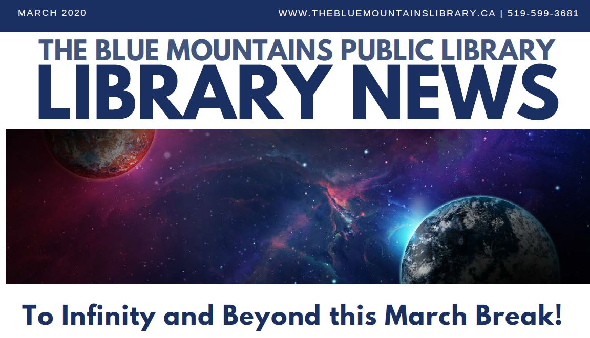 Library News, March 2020