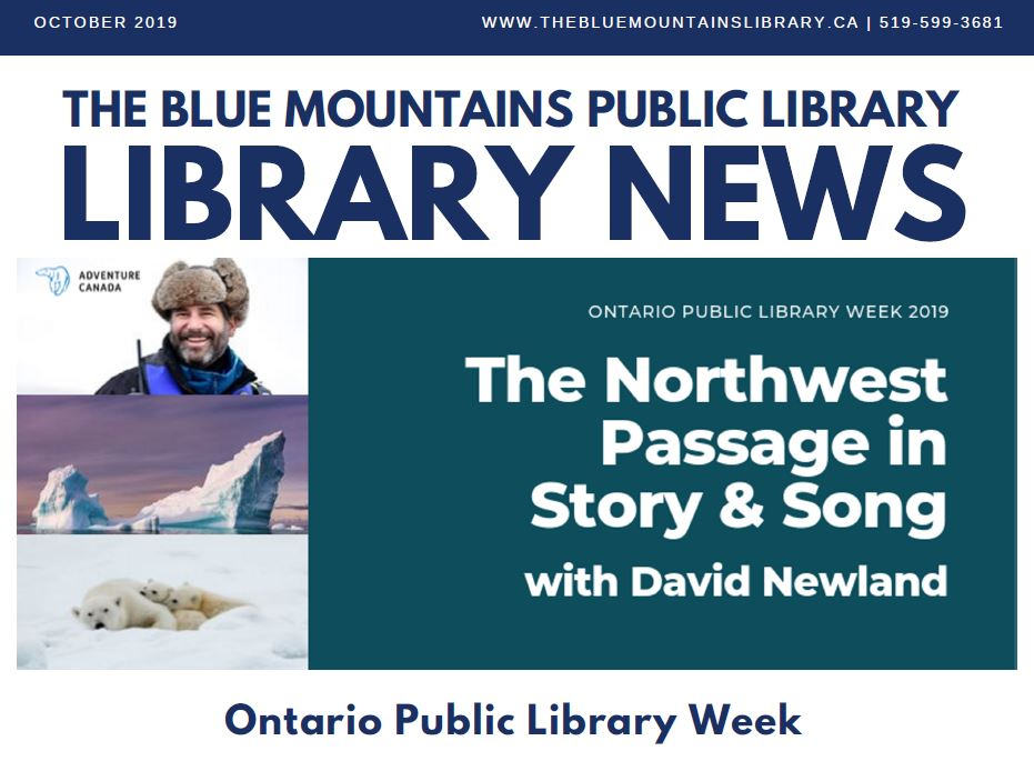 Library News, October 2019